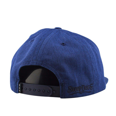 HUF HUF Classic H Plant Blue/Blue Snapback