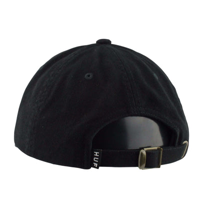HUF HUF Drink Up Black/Black Slouch Strapback