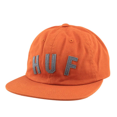 HUF HUF Short Stop Orange/Orange Strapback