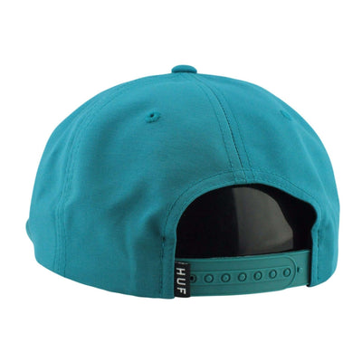 HUF HUF Triple Triangle Teal/Teal Unstructured Snapback