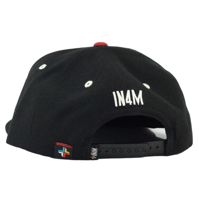 In4mation In4mation Chenille Black/Black Snapback