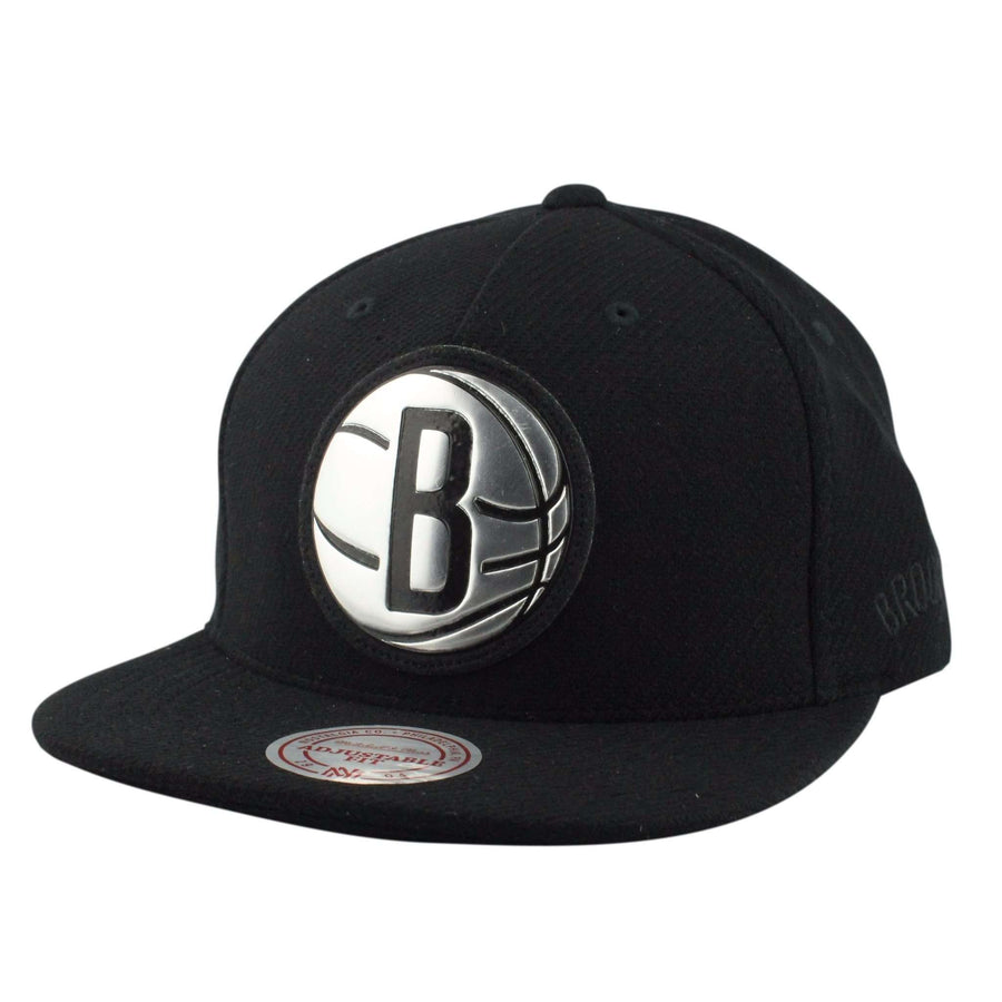 best cheap 7982b a5e0c ... coupon for mitchell and ness brooklyn nets lincoln black black snapback  5c0bd ff9a6