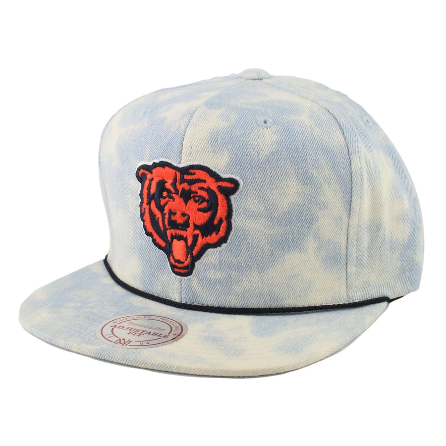 the latest b7885 4a743 MITCHELL AND NESS HATS - chicago-bears-hats