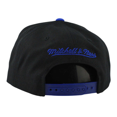 Mitchell and Ness Golden State Warriors Reflective Tri Pop Black/Black Snapback