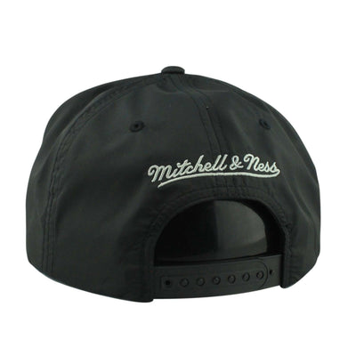 Mitchell and Ness Golden State Warriors The City Reflective Lava Black/Gray Snapback
