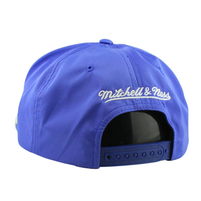 Mitchell and Ness Golden State Warriors The City Reflective Lava Blue/White Snapback
