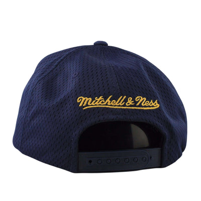 Mitchell and Ness Los Angeles Galaxy Jersey Mesh Blue/Blue Snapback