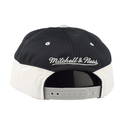 Mitchell and Ness Los Angeles Kings Center Ice Black/Gray Snapback