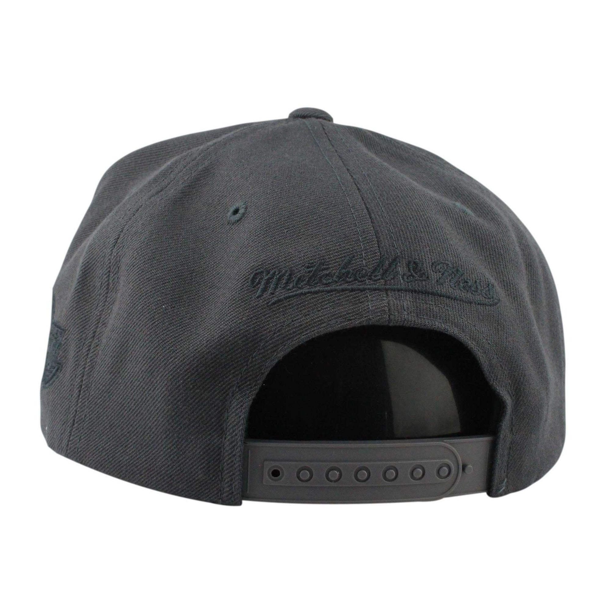 best cheap 67ceb f670f Mitchell and Ness Los Angeles Lakers NBA Finals 2000 Gray Gray Snapback