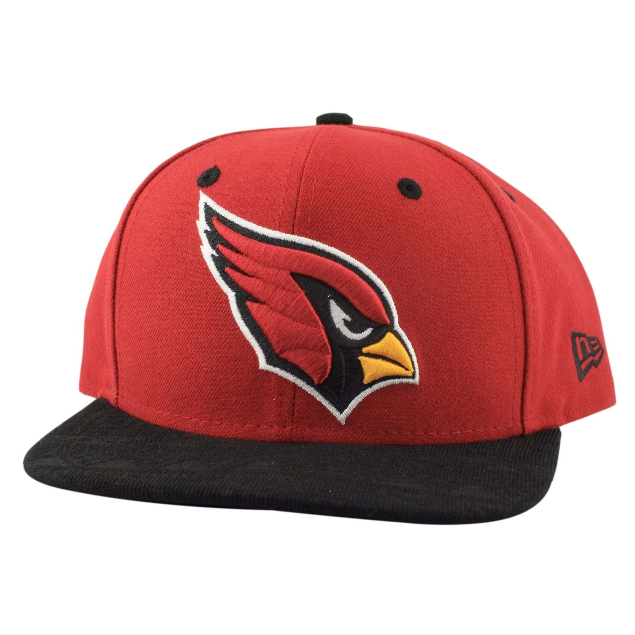 new product 56767 cc168 Arizona Cardinals Tribal Tone Red Black Snapback