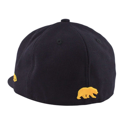 New Era California Golden Bears Stock Navy/Navy Fitted