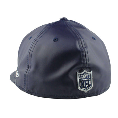 New Era Dallas Cowboys Leather Squad Navy/Navy Fitted