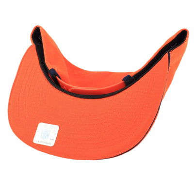 New Era Denver Broncos Visor Trick Orange/Orange Snapback