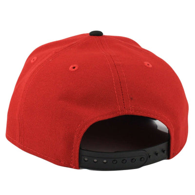 New Era Detroit Red Wings Logo Prop Red/Black Snapback