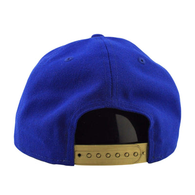 New Era Golden State Warriors Team Hasher Redux Blue/Blue Snapback