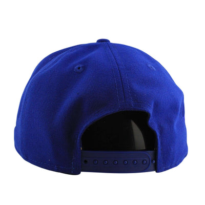 New Era Golden State Warriors Title Detailer Blue/Blue Snapback