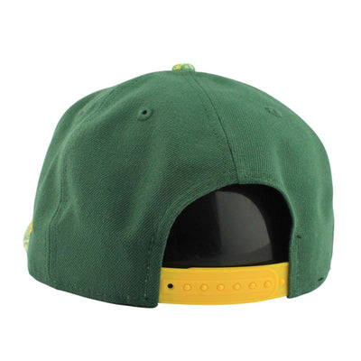 New Era Green Bay Packers Kaleidovize Green/Assorted Snapback