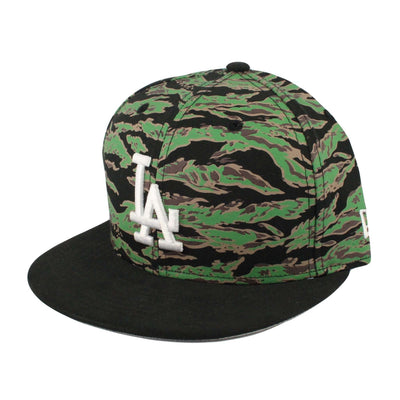 New Era Los Angeles Dodgers Assorted/Black Fitted