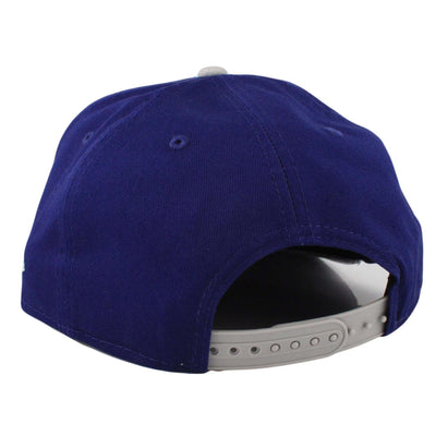 New Era Los Angeles Dodgers Crackle Blue/Gray Snapback