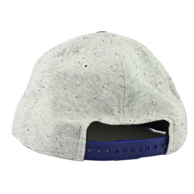 New Era Los Angeles Dodgers Heather Spec Gray/Blue Snapback