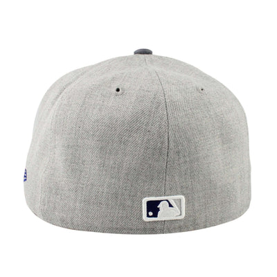 New Era Los Angeles Dodgers Pin Gray/Gray Fitted