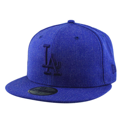 New Era Los Angeles Dodgers Total Tone All Blue/Blue Fitted