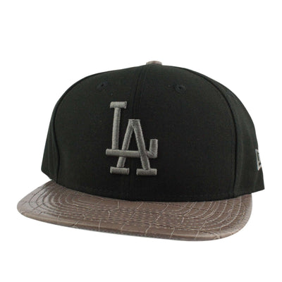 New Era Los Angeles Dodgers Vize Skinz Black/Gray Snapback