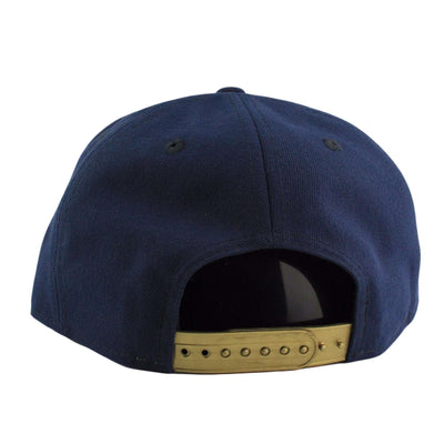 New Era Los Angeles Rams Arch Navy/Navy Snapback