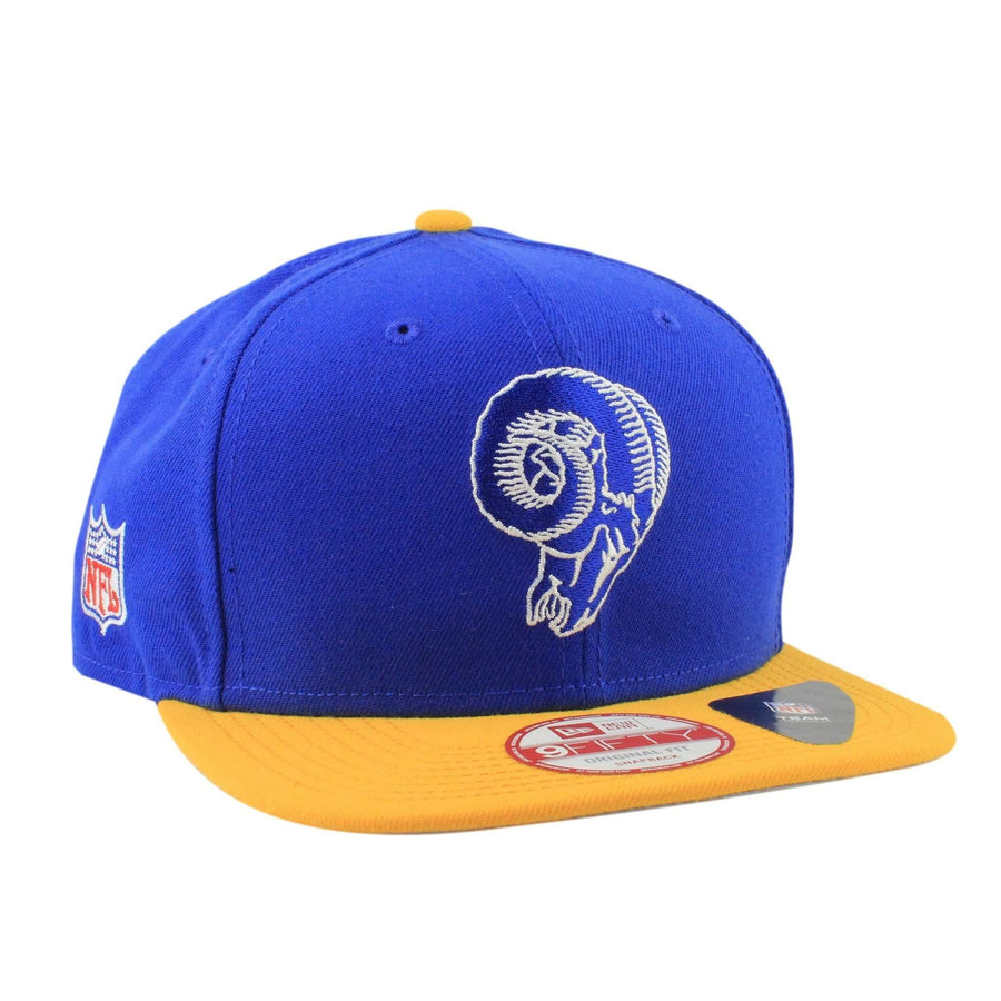 8c78087d LOS ANGELES RAMS HATS | Bespoke Cut and Sew