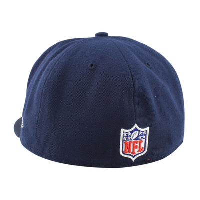 New Era New England Patriots Super Bowl LI Blue/Blue Fitted