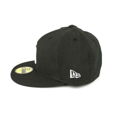 New Era New Era San Diego Padres Black/Black Fitted