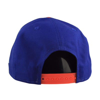 New Era New York Mets Shore Snapper Blue/Orange Snapback