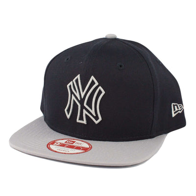 New Era New York Yankees Off Liner Blue/Gray Snapback