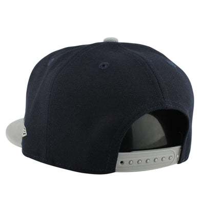 New Era New York Yankees Side Stated Navy/Gray Snapback