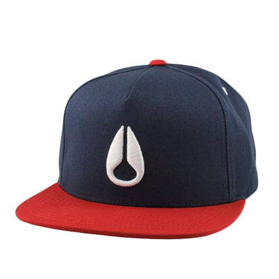 Nixon Nixon Simon Blue/Red Snapback
