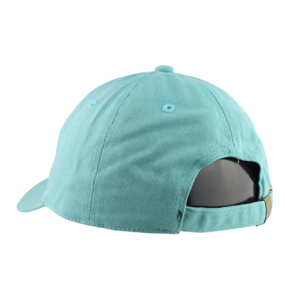 "No Boyz Allowed No Boyz Allowed ""No Me Queda Más"" Teal/Teal Slouch Strapback"