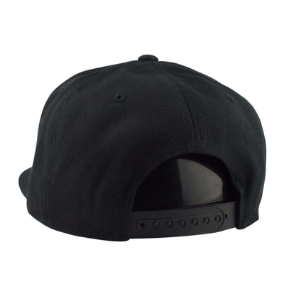 Oscar Mike Oscar Mike Don't Tread On Me Yellow Patch Black/Black Snapback
