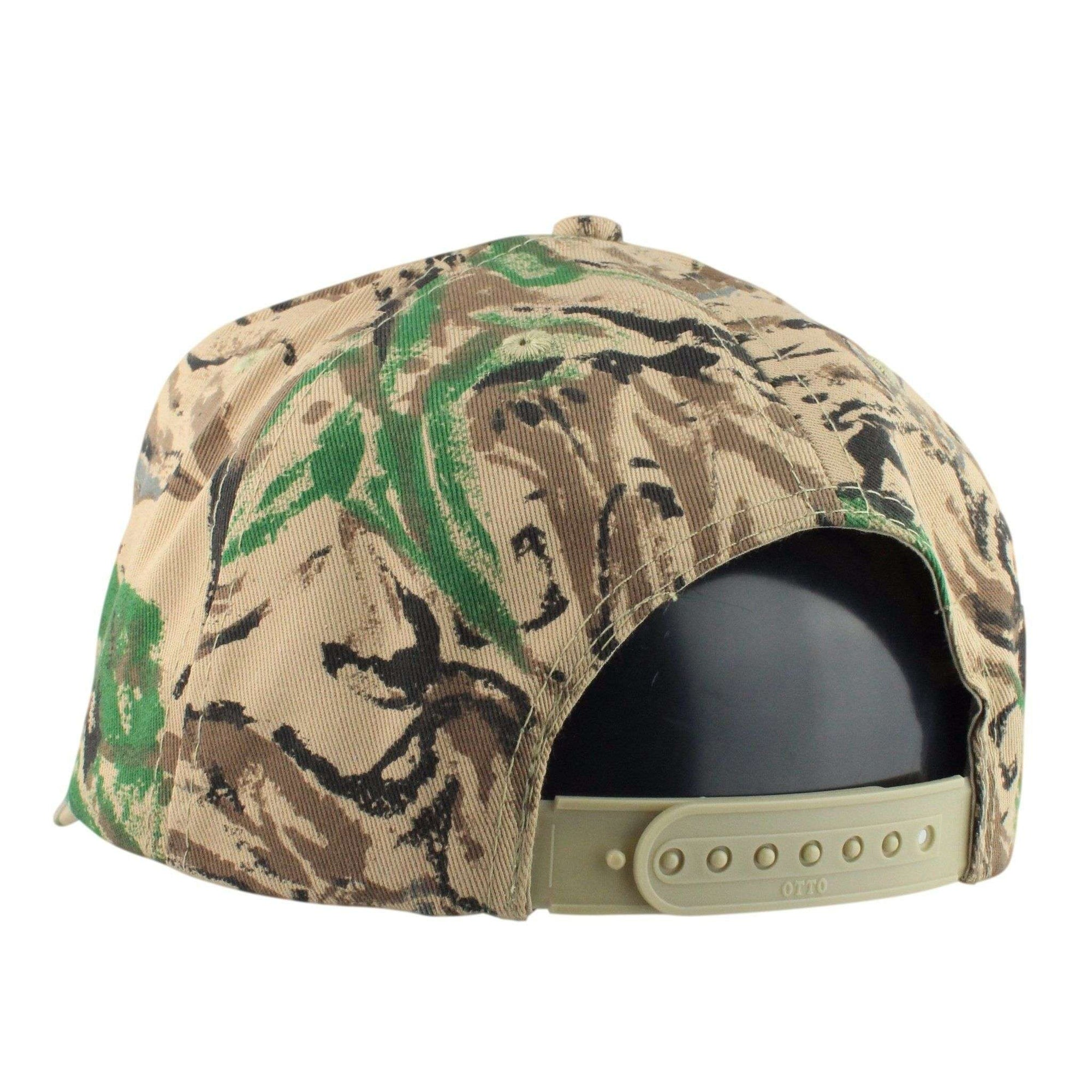 Otto Blank 6-Panel Tan Camo CT Pro Assorted Assorted Snapback 2a91a7b8cf89