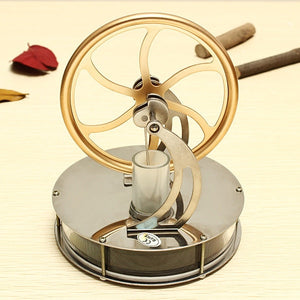 Discovery Toys Low Temperature Stirling Engine Model