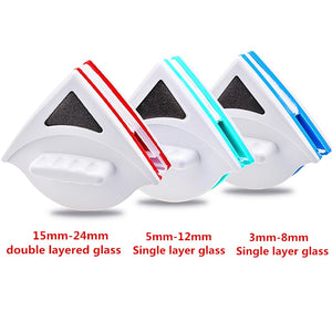 Double Sided Window Wiper Glass