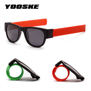 Slap Wristband Sunglasses