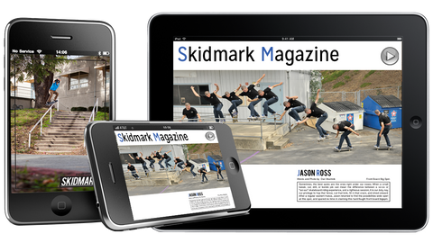 Skidmark Magazine Free Subscription