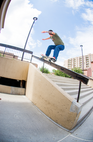 Rob Fall 50 by Damion Sanchez