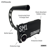 #SM1Handle | The Worlds Strongest Smart Phone Holder for Filming - Skidmark Skatemag LLC  - 3