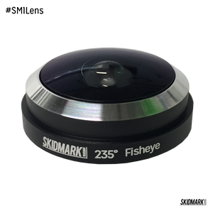 #SM1Lens | Smart Phone Fisheye Lens with M17 Threads - Skidmark Skatemag LLC  - 1