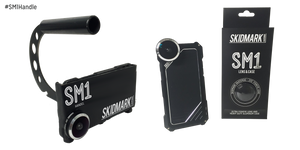 #SM1Handle | The Worlds Strongest Smart Phone Holder for Filming - Skidmark Skatemag LLC  - 1