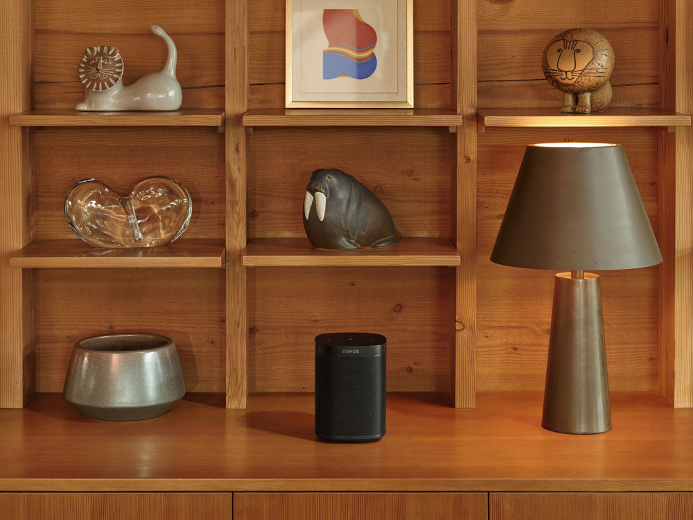 Sonos One SL - The essential speaker for music and more