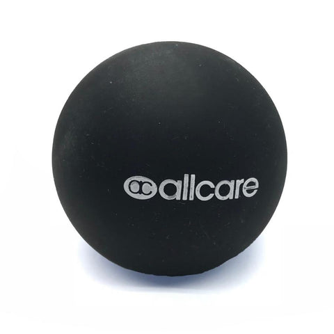 Allcare Black Cross Fit Trigger Point Ball (62.4mm)