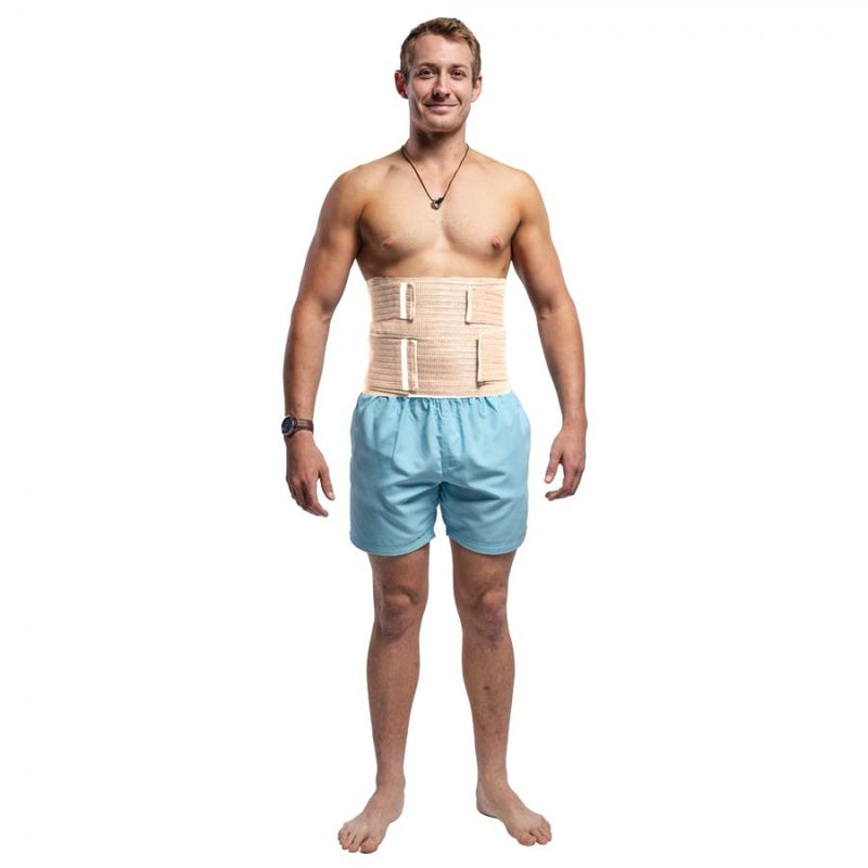 Belly Band Abdominal Support Brace - 25cm