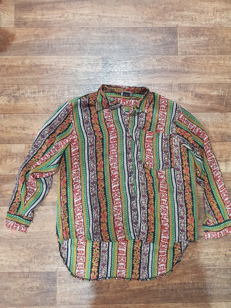 "Vintage ""Reserve"" shirt - Small"